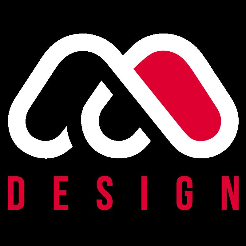 Mdesign - Création de logo