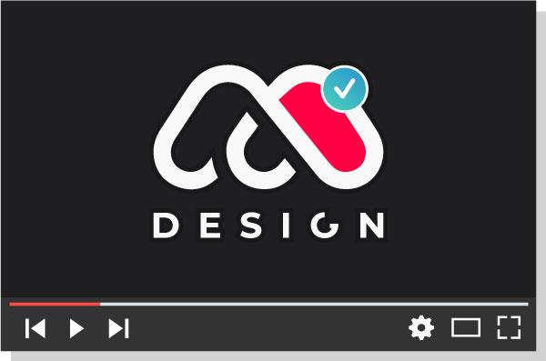 Présentation de Mdesign - Création logo